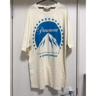 グッチ(Gucci)のGUCCIビッグシルエットTシャツ(Tシャツ(長袖/七分))