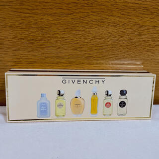 GIVENCHY - Givenchy ミニ香水セット