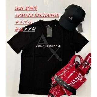 大人気/ギフトにも/2021夏新作/ A|X ロゴTシャツ03B/サイズS