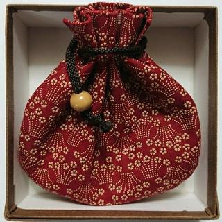 インデンヤ(印傳屋)の印傳屋 巾着袋(ポーチ)