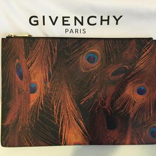 ジバンシィ(GIVENCHY)のジバンシィ GIVENCHY クラッチバッグ 美品(クラッチバッグ)