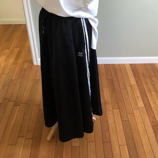 アディダス(adidas)のアディダス☆ロングスカート(ロングスカート)