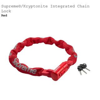 Supreme - Supreme Kryptonite Integrated Chain