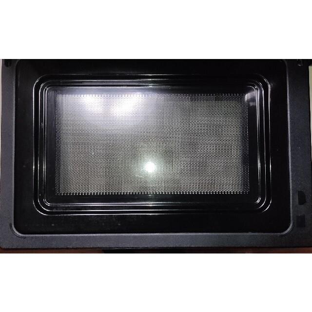 ニトリ(ニトリ)のフラット 電子レンジ(EM-520X) スマホ/家電/カメラの調理家電(電子レンジ)の商品写真