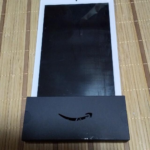 Fire HD 10 白 スマホ/家電/カメラのPC/タブレット(タブレット)の商品写真