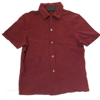 プラダ(PRADA)のPRADA ポロシャツ M(ポロシャツ)