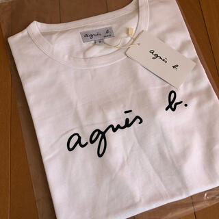 agnes b. - アニエスベー Tシャツ サイズ2 ホワイト