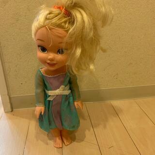 アナトユキノジョオウ(アナと雪の女王)のアナ雪 エルサ 人形 ディズニー ドール おもちゃ(キャラクターグッズ)