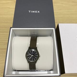 タイメックス(TIMEX)のTIMEX キャンパー TW2T33700VK(腕時計)