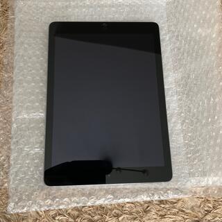 アイパッド(iPad)のiPad Air Wi-Fiモデル スペースグレイ 32GB ジャンク扱い(タブレット)