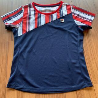 FILA - 【新品 美品!】FILA(フィラ) レディース テニスウェア ゲームシャツ