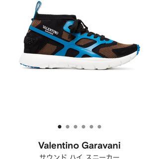 ヴァレンティノ(VALENTINO)の新品⭐︎ ヴァレンティノ スニーカー 40 メンズ マルチカラー パネル (スニーカー)