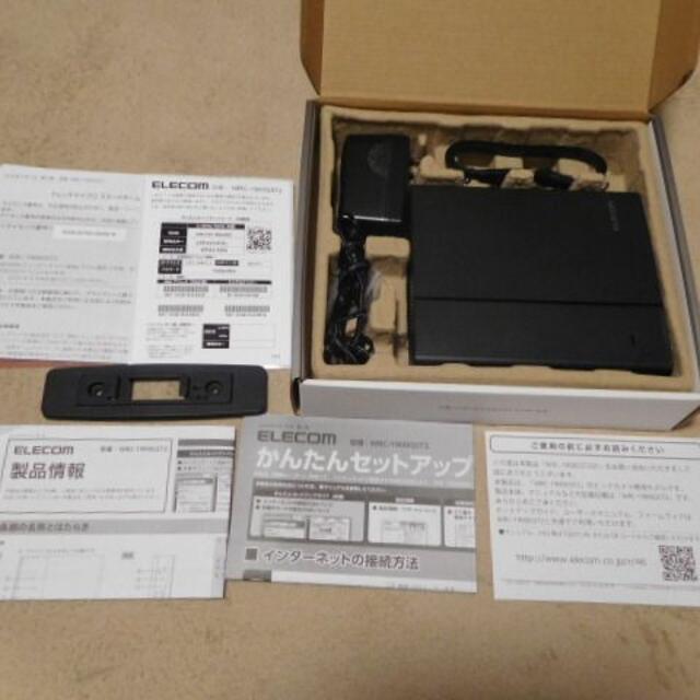 ELECOM(エレコム)のエレコム(ELECOM)  WRC-1900GST2SP 無線LANル-タ スマホ/家電/カメラのPC/タブレット(PC周辺機器)の商品写真