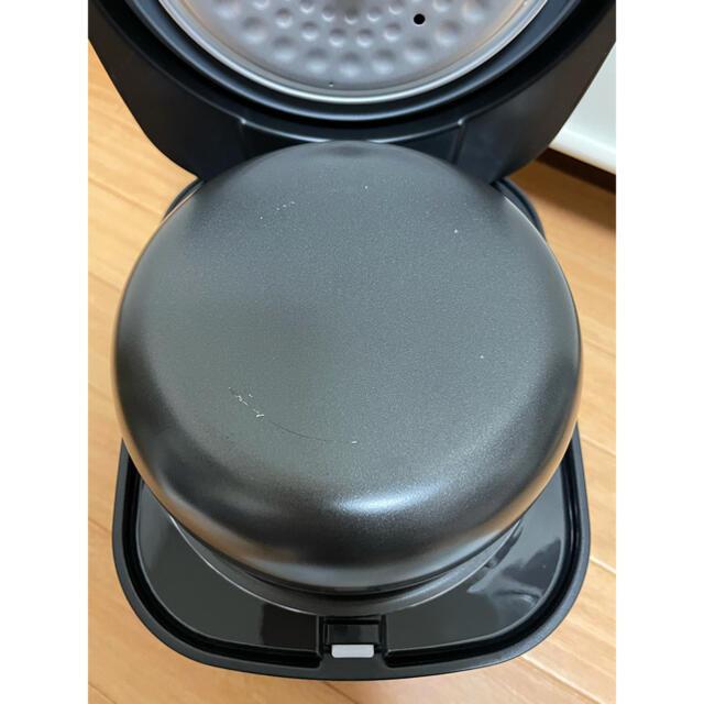 アイリスオーヤマ(アイリスオーヤマ)のアイリスオオヤマ ジャー炊飯器 スマホ/家電/カメラの調理家電(炊飯器)の商品写真