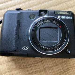 Canon - Canon Power shot G9 ジャンク品