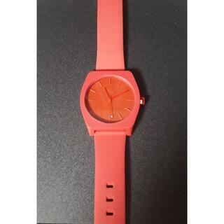 アディダス(adidas)のアディダス Z10191-00 PROCESS_SP1 レッド 腕時計 (腕時計(アナログ))