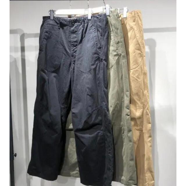 JOHN LAWRENCE SULLIVAN(ジョンローレンスサリバン)のsugarhill 19aw カーゴパンツ メンズのパンツ(ワークパンツ/カーゴパンツ)の商品写真