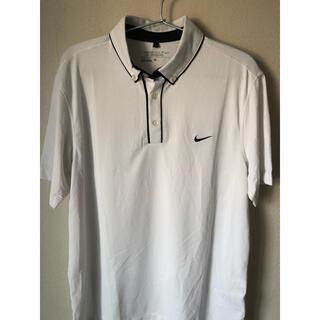 NIKE - ゴルフウェア NIKE ポロシャツ  メンズL