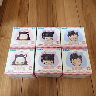 SEGA - 鬼滅の刃 おひるねこ ミニフィギュア Vol.2