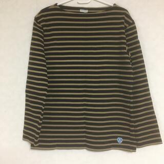オーシバル(ORCIVAL)のオーシバル 3 バスクシャツ ボーダー(Tシャツ/カットソー(七分/長袖))