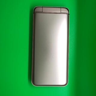 キョウセラ(京セラ)のY!mobile DIGNOケータイ3 ピンク USED SIMロック解除済(携帯電話本体)
