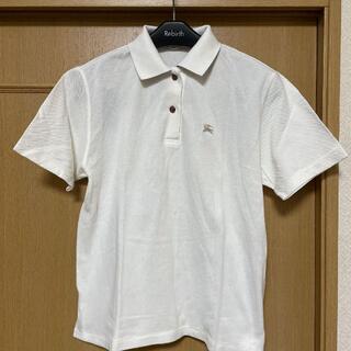 BURBERRY - ◆バーバリー Burberrys 半袖ポロシャツ M 三陽商会