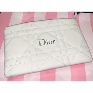 Dior - Dior ディオール ポーチ ノベルティ キルティング