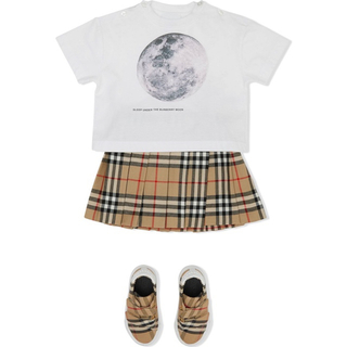 バーバリー(BURBERRY)のバーバリー Burberry チルドレン ベビー キッズ 子供 18m Tシャツ(Tシャツ)