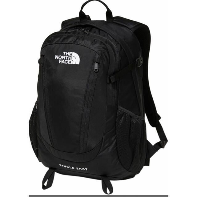 THE NORTH FACE(ザノースフェイス)の【新品】THE NORTH FACE シングルショット NM71903 黒 メンズのバッグ(バッグパック/リュック)の商品写真