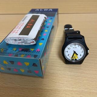 アルバ(ALBA)のSEIKOアルバ時計 うんこドリル(腕時計)