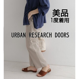 DOORS / URBAN RESEARCH - URBAN RESEARCH DOORS チノパン コットンパンツ 美品