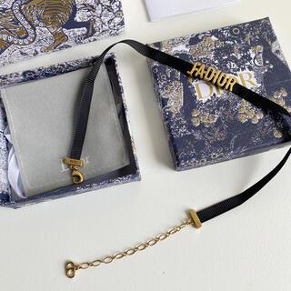 Dior - 保存袋付き 一点 ビンテージ風 チョーカー