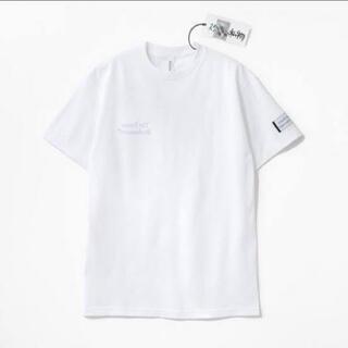 ワンエルディーケーセレクト(1LDK SELECT)のennoy スタイリスト私物コラボ tシャツ L(Tシャツ/カットソー(半袖/袖なし))