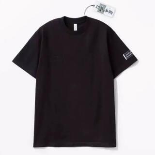 ワンエルディーケーセレクト(1LDK SELECT)のennoy  スタイリスト私物コラボ Tシャツ L 黒(Tシャツ/カットソー(半袖/袖なし))