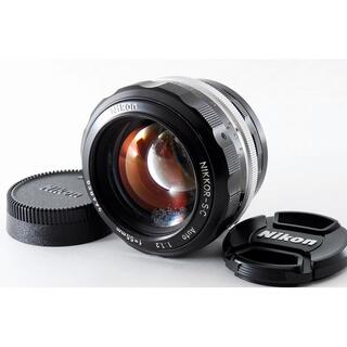 Nikon - #2533 素晴らしいボケ感‼ Nikon NIKKOR-S 55mm F1.2