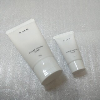 アールエムケー(RMK)のRMK 洗顔 ソープ サンプル クリア (洗顔料)