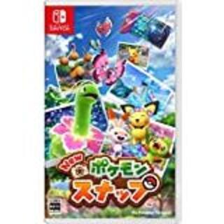 Nintendo Switch - 新品- 未開封 New ポケモンスナップ