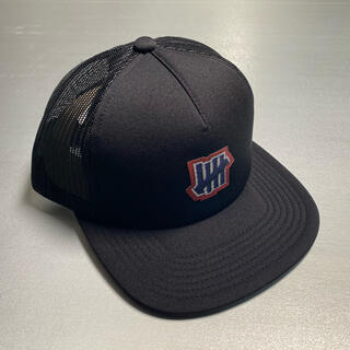 UNDEFEATED - 新品 UNDEFEATED CAP キャップ ブラック