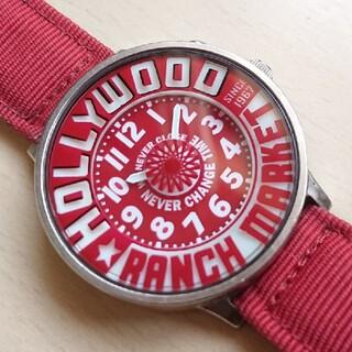 HOLLYWOOD RANCH MARKET - ★ネオンウォッチ2★ハリウッドランチマーケット★ネオンウォッチ★時計★