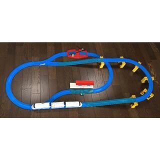 プラレール 立体交差 のぞみ号セット(鉄道模型)