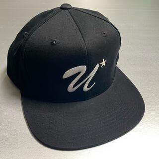 アンディフィーテッド(UNDEFEATED)の新品 UNDEFEATED CAP キャップ ブラック(キャップ)