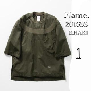 アンユーズド(UNUSED)のName. NIDOM WEATHER CREW NECK SHIRT(Tシャツ/カットソー(半袖/袖なし))