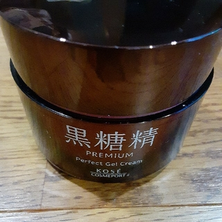 KOSE - 黒糖精プレミアムパーフェクトジェルクリーム