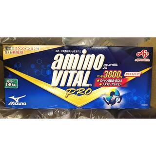 アジノモト(味の素)の新品 アミノバイタル プロ 180本 アミノ酸 3800mg 新タイプ(アミノ酸)