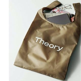 theory - oggi×theory セオリー エコバッグ