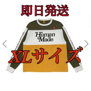 GDC - HUMAN MADE Verdy BMX SHIRT GDC XL