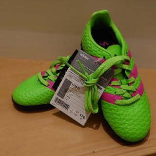 アディダス(adidas)のアディダス トレーニングシューズ 17cm(シューズ)
