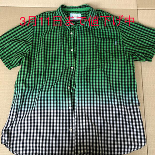 エルアールジー(LRG)のLRGボタンシャツ(シャツ)