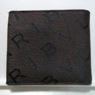 ブルガリ(BVLGARI)のBVLGARI ブルガリ ウォレット 財布 二つ折り ロゴマニア(折り財布)