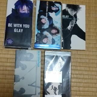 GLAY シングル 5枚セット(ポップス/ロック(邦楽))